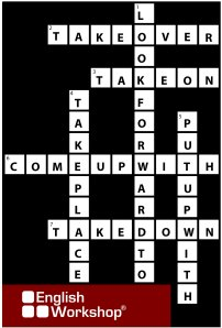 Answers to last week's puzzle