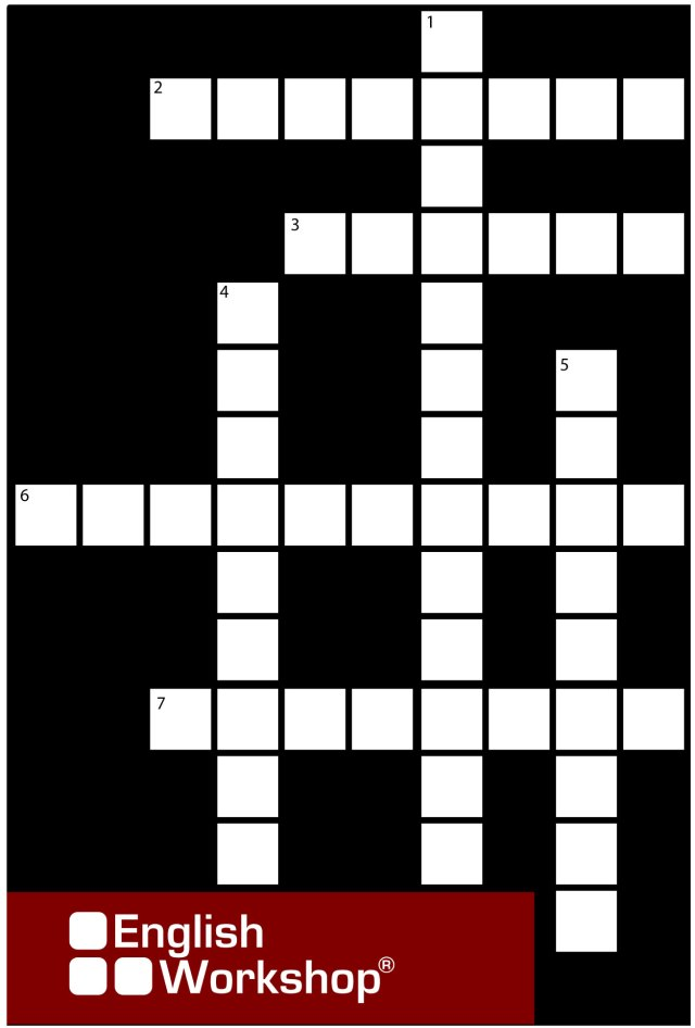 Crossword Expressions and Collocations