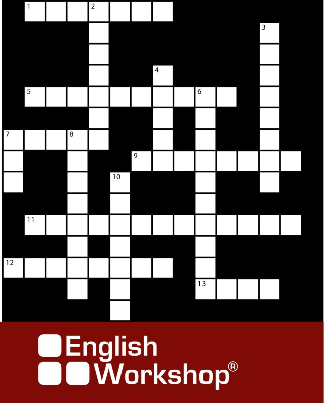 The Office Crossword Puzzle